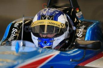 World © Octane Photographic Ltd. FIA European F3 Championship, Silverstone test day, UK, Tuesday 7th April 2015. Team West-Tec F3 – Fabian Schiller, Dallara F312 – Mercedes-Benz. Digital Ref : 1216LB1D4698