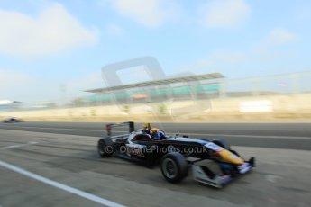 World © Octane Photographic Ltd. FIA European F3 Championship, Silverstone test day, UK, Tuesday 7th April 2015. Carlin – Calum Ilott, Dallara F312 – Volkswagen. Digital Ref : 1216LW1L8547