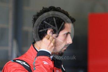World © Octane Photographic Ltd. FIA Formula E testing – Donington Park 10th August 2015, ABT Shaeffler FE01. ABT Shaeffler Audi Sport – Lucas di Grassi. Digital Ref : 1366LB1D4287