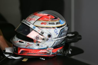 World © Octane Photographic Ltd. FIA Formula E testing – Donington Park 10th August 2015, Virgin DSV-01. DS Virgin Racing – Jean-Eric Vergne. Digital Ref : 1366LB1D4327