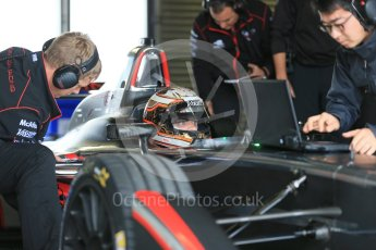 World © Octane Photographic Ltd. FIA Formula E testing – Donington Park 11th August 2015, Venturi VM200-FE-01. Dragon Racing – Jerome D'Ambrosio. Digital Ref : 1367LB1D4662