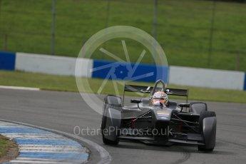 World © Octane Photographic Ltd. FIA Formula E testing – Donington Park 11th August 2015, Virgin DSV-01. DS Virgin Racing – Sam Bird. Digital Ref : 1367LB1D4868