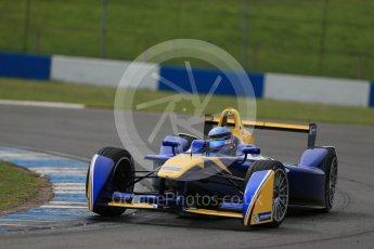 World © Octane Photographic Ltd. FIA Formula E testing – Donington Park 11th August 2015, Renault Z.E.15. Renault e.Dams – Nicolas Prost. Digital Ref : 1367LB1D4894