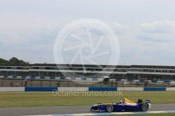 World © Octane Photographic Ltd. FIA Formula E testing – Donington Park 11th August 2015, Renault Z.E.15. Renault e.Dams – Sebastien Buemi. Digital Ref : 1367LB5D2629
