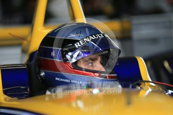 World © Octane Photographic Ltd. FIA Formula E testing – Donington Park 17th August 2015, Renault Z.E.15. Renault e.Dams – Nicolas Prost. Digital Ref : 1368LB1D5377