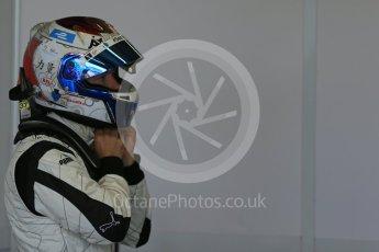 World © Octane Photographic Ltd. FIA Formula E testing – Donington Park 17th August 2015, Virgin DSV-01. DS Virgin Racing – Sam Bird. Digital Ref : 1368LB1D5398