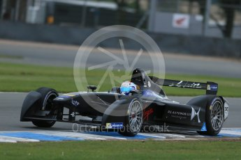 World © Octane Photographic Ltd. FIA Formula E testing – Donington Park 17th August 2015, Virgin DSV-01. DS Virgin Racing – Sam Bird. Digital Ref : 1368LB1D5748