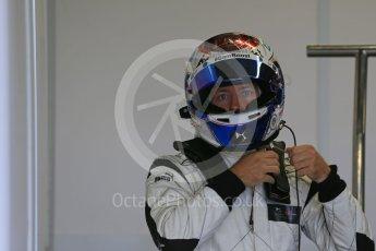 World © Octane Photographic Ltd. FIA Formula E testing – Donington Park 17th August 2015, Virgin DSV-01. DS Virgin Racing – Sam Bird. Digital Ref : 1368LB1D5783