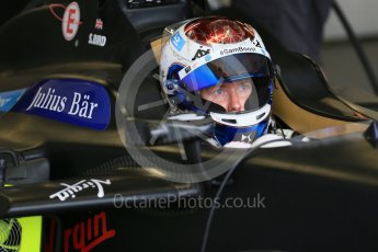 World © Octane Photographic Ltd. FIA Formula E testing – Donington Park 17th August 2015, Virgin DSV-01. DS Virgin Racing – Sam Bird. Digital Ref : 1368LB1D5805