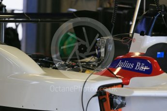 World © Octane Photographic Ltd. FIA Formula E testing – Donington Park 17th August 2015, SRT01-e. Team Aguri – Nicolas Lapierre. Digital Ref : 1368LB1D5844