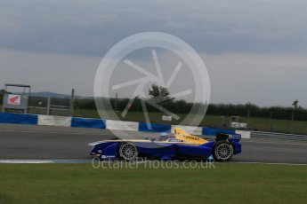 World © Octane Photographic Ltd. FIA Formula E testing – Donington Park 17th August 2015, Renault Z.E.15. Renault e.Dams – Nicolas Prost. Digital Ref : 1368LB1D5952