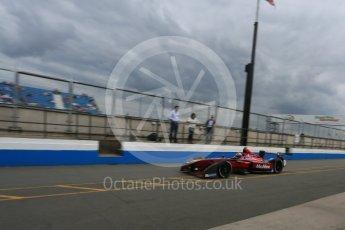 World © Octane Photographic Ltd. FIA Formula E testing – Donington Park 17th August 2015, Venturi VM200-FE-01. Dragon Racing – Loic Duval. Digital Ref : 1368LB5D2688