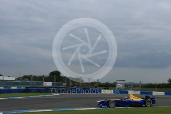 World © Octane Photographic Ltd. FIA Formula E testing – Donington Park 17th August 2015, Renault Z.E.15. Renault e.Dams – Nicolas Prost. Digital Ref : 1368LB5D2785