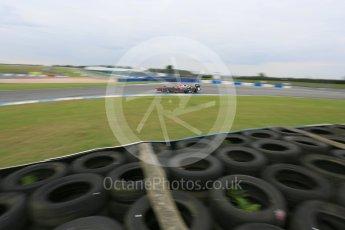 World © Octane Photographic Ltd. FIA Formula E testing – Donington Park 17th August 2015, Venturi VM200-FE-01. Venturi – Jacques Villeneuve. Digital Ref : 1368LB5D2843