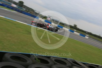 World © Octane Photographic Ltd. FIA Formula E testing – Donington Park 17th August 2015, Venturi VM200-FE-01. Venturi – Stephane Sarrazin. Digital Ref : 1368LB5D2881