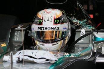 World © Octane Photographic Ltd. Mercedes AMG Petronas F1 W06 Hybrid – Lewis Hamilton. Saturday 25th July 2015, F1 Hungarian GP Practice 3, Hungaroring, Hungary. Digital Ref: 1352LB1D9859