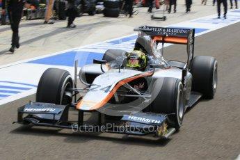 World © Octane Photographic Ltd. Friday 24th July 2015. Hilmer Motorsport – Nick Yelloly. GP2 Practice Session – Hungaroring, Hungary. Digital Ref. : 1347CB1L5119
