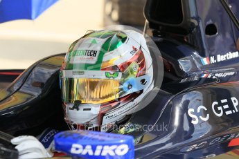 World © Octane Photographic Ltd. Friday 24th July 2015. Daiko Team Lazarus– Natanael Berthon. GP2 Practice Session – Hungaroring, Hungary. Digital Ref. : 1347CB1L5240