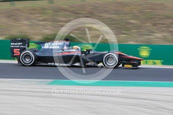 World © Octane Photographic Ltd. Friday 24th July 2015. ART Grand Prix – Stoffel Vandoorne. GP2 Practice Session – Hungaroring, Hungary. Digital Ref. :