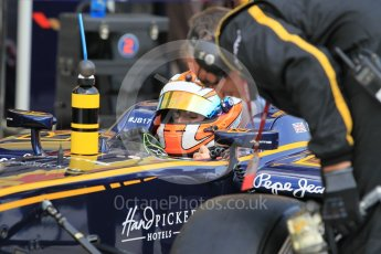 World © Octane Photographic Ltd. Saturday 25th July 2015. DAMS – Alex Lynn. GP2 Race 1 – Hungaroring, Hungary. Digital Ref. : 1354CB1L6570