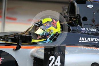 World © Octane Photographic Ltd. Saturday 25th July 2015. Hilmer Motorsport – Nick Yelloly. GP2 Race 1 – Hungaroring, Hungary. Digital Ref. : 1354CB1L6573