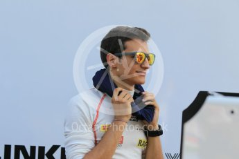 World © Octane Photographic Ltd. Friday 24th July 2015. Campos Racing – Alex Palou. GP3 Practice Session – Hungaroring, Hungary. Digital Ref. : 1350CB1L5864