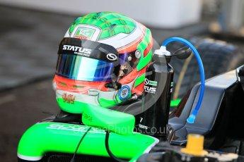 World © Octane Photographic Ltd. Friday 24th July 2015. Status Grand Prix – Seb Morris. GP3 Practice Session – Hungaroring, Hungary. Digital Ref. : 1350CB1L5960