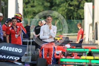 World © Octane Photographic Ltd. Friday 24th July 2015. Arden International – Kevin Ceccon. GP3 Practice Session – Hungaroring, Hungary. Digital Ref. : 1350CB1L6074