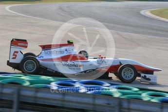 World © Octane Photographic Ltd. Friday 24th July 2015. ART Grand Prix – Marvin Kirchhofer. GP3 Practice Session – Hungaroring, Hungary. Digital Ref. : 1350CB1L6160
