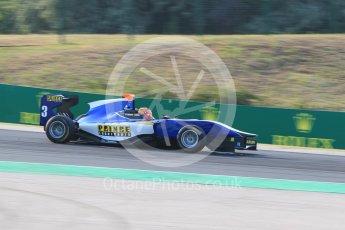 World © Octane Photographic Ltd. Friday 24th July 2015. Carlin – Mitchell Gilbert. GP3 Practice Session – Hungaroring, Hungary. Digital Ref. : 1350CB1L6216