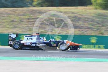 World © Octane Photographic Ltd. Friday 24th July 2015. Trident – Artur Janosz. GP3 Practice Session – Hungaroring, Hungary. Digital Ref. : 1350CB1L6232