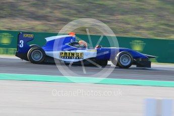 World © Octane Photographic Ltd. Friday 24th July 2015. Carlin – Mitchell Gilbert. GP3 Practice Session – Hungaroring, Hungary. Digital Ref. : 1350CB1L6292