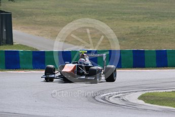 World © Octane Photographic Ltd. Saturday 25th July 2015. Trident – Luca Ghiotto. GP3 Qualifying – Hungaroring, Hungary. Digital Ref. : 1353LB1D9389