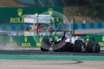 World © Octane Photographic Ltd. Saturday 25th July 2015. Koiranen GP – Adderly Fong. GP3 Race 1 – Hungaroring, Hungary. Digital Ref. :