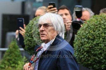 World © Octane Photographic Ltd. Bernie Ecclestone. Saturday 5th September 2015, F1 Italian GP Paddock, Monza, Italy. Digital Ref: 1409LB5D8544