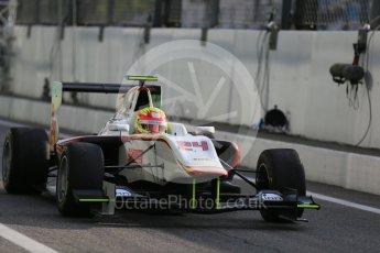 World © Octane Photographic Ltd. Friday 4th September 2015. Campos Racing – Alex Palou. GP3 Practice - Monza, Italy. Digital Ref. : 1410LB1D0162