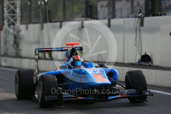 World © Octane Photographic Ltd. Friday 4th September 2015. Jenzer Motorsport – Ralph Boschung. GP3 Practice - Monza, Italy. Digital Ref. : 1410LB1D0168