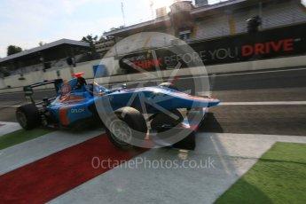 World © Octane Photographic Ltd. Friday 4th September 2015. Jenzer Motorsport – Ralph Boschung. GP3 Practice - Monza, Italy. Digital Ref. : 1410LB5D8474