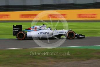 World © Octane Photographic Ltd. Williams Martini Racing FW37 – Valtteri Bottas. Saturday 26th September 2015, F1 Japanese Grand Prix, Practice 3, Suzuka. Digital Ref: