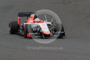 World © Octane Photographic Ltd. Manor Marussia F1 Team MR03B – William Stevens. Saturday 26th September 2015, F1 Japanese Grand Prix, Practice 3, Suzuka. Digital Ref:
