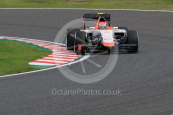 World © Octane Photographic Ltd. Manor Marussia F1 Team MR03B – Alexander Rossi. Saturday 26th September 2015, F1 Japanese Grand Prix, Qualifying, Suzuka. Digital Ref: