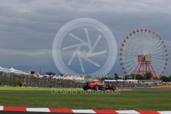 World © Octane Photographic Ltd. Infiniti Red Bull Racing RB11 – Daniel Ricciardo. Saturday 26th September 2015, F1 Japanese Grand Prix, Qualifying, Suzuka. Digital Ref: