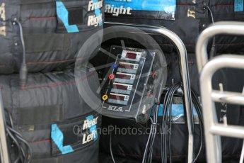 World © Octane Photographic Ltd. Lotus F1 Team E23 Hybrid – tyre warmers. Saturday 26th September 2015, F1 Japanese Grand Prix, Paddock, Suzuka. Digital Ref: 1445CB5D1777