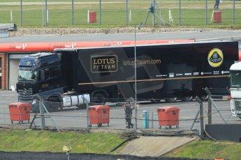 World © Octane Photographic Ltd. Lotus F1 Team E23 Hybrid - Romain Grosjean. Lotus filming day at Brands Hatch. Digital Ref: 1238LW1L4971
