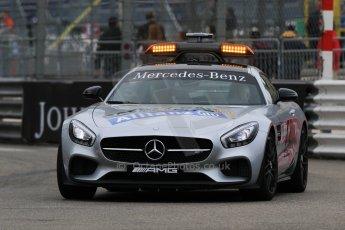 World © Octane Photographic Ltd. Mercedes AMG GTs Safety Car. Thursday 21st May 2015, F1 Practice 2, Monte Carlo, Monaco. Digital Ref: 1274CB7D3276