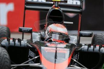 World © Octane Photographic Ltd. McLaren Honda MP4/30 - Jenson Button. Thursday 21st May 2015, F1 Practice 2, Monte Carlo, Monaco. Digital Ref: 1274LB1D4167
