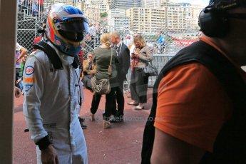 World © Octane Photographic Ltd. McLaren Honda MP4/30 – Fernando Alonso. Sunday 24th May 2015, F1 Race, Monte Carlo, Monaco. Digital Ref: 1286LB1D8420