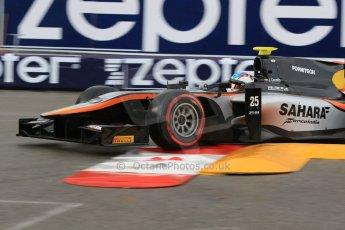 World © Octane Photographic Ltd. Thursday 21st May 2015. Hilmer Motorsport – Johnny Cecotto. GP2 Qualifying – Monaco, Monte-Carlo. Digital Ref. : 1275CB7D3843 1275CB7D3843