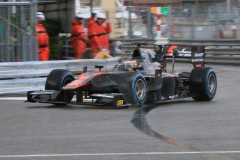 World © Octane Photographic Ltd. Thursday 21st May 2015. ART Grand Prix – Stoffel Vandoorne. GP2 Qualifying – Monaco, Monte-Carlo. Digital Ref. : 1275CB7D3864