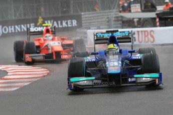 World © Octane Photographic Ltd. Thursday 21st May 2015. Carlin – Julian Leal and Arden International – Norman Nato. GP2 Qualifying – Monaco, Monte-Carlo. Digital Ref. : 1275CB7D4006